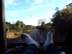 Pescaria Pantanal Brasil - Natureza Estrada Deserto foto:Kp