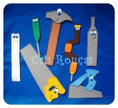 10 brinquedos simples pra fazer com feltro. #10  http://wp.me/p5sCk1-2eH
