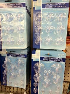 use suction cups (dollar tree) to hang up wet things...good for disney cruise!