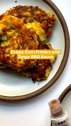 Fruit Recipes, Vegetable Recipes, Summer Recipes, Kitchen Recipes, Cooking Recipes, Healthy Snacks, Healthy Recipes, Corn Fritters, Barbeque Sauce