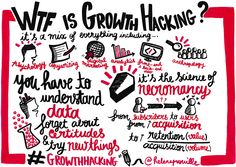 [Growth Hacking Basics] WTF is growth hacking ?