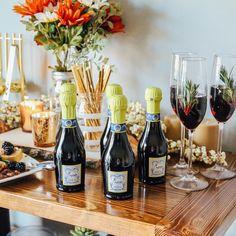 Autumn berry champagne/prosecco