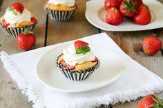 Úžasná kombinace jahod a tvarohu! Tyhle muffiny si zamilujete - Proženy