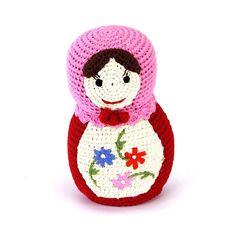 Anne-Claire Petit Design Crochet Babushka/Matroshka