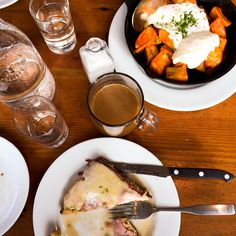 What to do in Portland: Brunch at Tasty and Alder in Portland