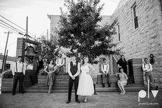 Marie Cord wedding Georgetown Union on Eighth Texas architecture modern vintage industrial books thegoodreads read Sarah Whittaker Photo La Vie
