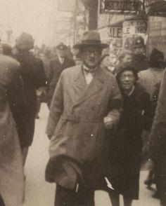 James Joyce, ca. 1930