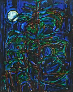 David Driskell: Midnight Pines