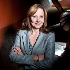 Mary Barra Named GM CEO, Automaker's First Female Chief