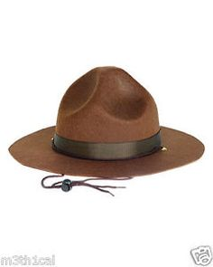 Pharrell Hat Pharell Fun Mock Campaign Mountie Smoky Bear One Size Fits Most 7d522e6f5175