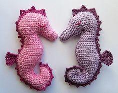 Ravelry: Seahorse pattern by K. Godinez