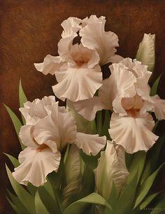 Fleurs in art Igor Levashov