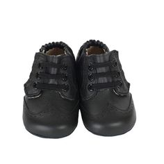 Black Dress Man Baby, Infant, Toddler Shoes   Robeez
