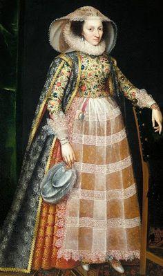 1400-1629 history of fashion