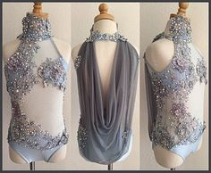 To Die For Costumes solo costume for Alexis Evans! Such a sweet beauty  #todieforcostumes #BLDesigns