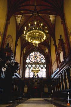 Harvard Memorial Hall, Cambridge - Massachusetts, USA