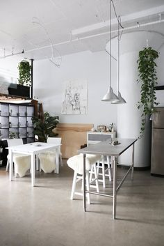 Ikea lamps with exposed cord