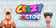 #DoctorGame Play this #CrazyDoctor #KidsGame and rescue all different hunt man from grievances.