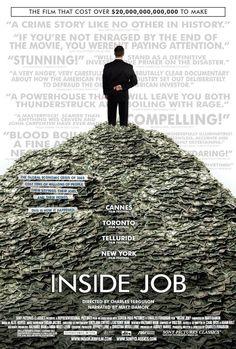 Inside Job (2010) Poster