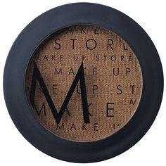 Make Up Store Microshadow Old Gold Beauty Regime, Makeup Store, Clock, Make Up, Gold, Watch, Makeup, Make Up Dupes, Clocks