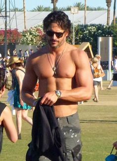 Is this Eric Bana? Or Joe M?  ~ Oh dear Lord...