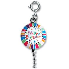 CHARM IT! Birthday Balloon Charm