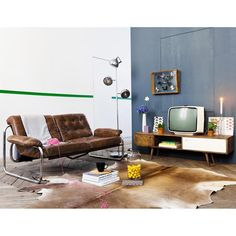 new line of midcentury modern furniture by maison du monde