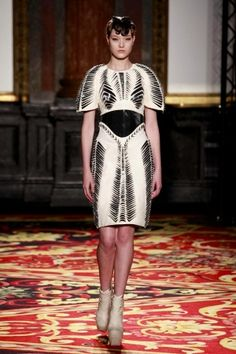 Iris Van Herpen Spring Summer Couture 2013 Paris