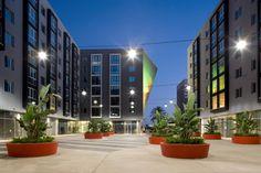 urban courtyard - Google Search