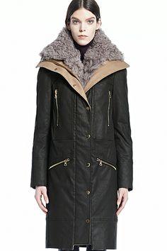 J Brand, Alvarez Coat, black truffle, Womens : Outerwear, JW21WO6735 #JBRANDHOLIDAY and #WMAG
