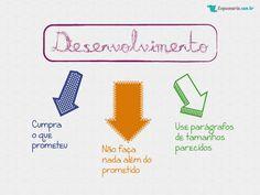 Redação - Desenvolvimento