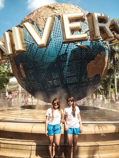 You can take a picture of the globe without an entrance ticket to Universal Studios SG Singapore Guide, Singapore Travel, Places To Travel, Places To Go, Universal Studios Singapore, Rishikesh, Online Travel, Travelogue, Ultimate Travel