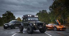 Focus.de - Diese Autos jagen James Bond - Bilder - News