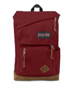 JanSport Hensley Backpack - Viking Red