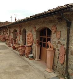 impruneta terrecotte di massimo carbone poterie urns
