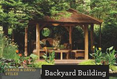 Backyard Building will cover backyard accessories, the fundamentals of tools and materials, and useful tips based on real-life questions from the couple's popular website. Its unique style, with hand-drawn illustrations to guide the reader through the building process in a user-friendly way, stands out from the crowd. Buy now at http://www.stilesdesigns.com/books.html
