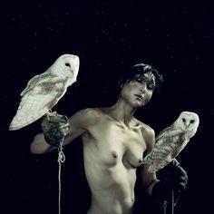 Dazed Digital | Shadows on Parade: Nicol Vizioli