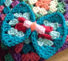 I was hard at work on an everlasting blanket of colorful crocheted granny squares when I realized I barely had enough for a crib-size baby blanket. I couldn'tbear the thought of making 3-12 …