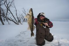5 Reasons to Ice Fish at Devils Lake | Official North Dakota Travel & Tourism Guide