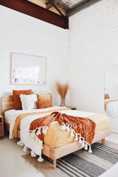 Home Interior Design Bedrooms.Home Interior Design Bedrooms Bedroom Inspo, Home Decor Bedroom, Bedroom Ideas, Bedroom Designs, Bedroom Plants, Bedroom Inspiration, Budget Bedroom, Bedroom Furniture, Warm Bedroom