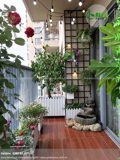 Herb Gardens Simple Tips Untitled - Balkon Ideen Small Balcony Furniture, Home Room Design, Indian Home Decor, Terrace Decor, Small Balcony Decor, Patio Decor, Plant Decor, House Interior Decor, House Plants Decor