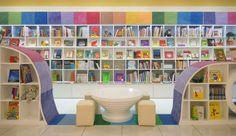 Kids Republic - Beijing Poplar Picture Book Store by SAKO Architects