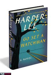Pondering the Prose: Go Set a Watchman: A Disturbing Tale