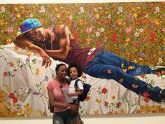 #KehindeWiley exhibit