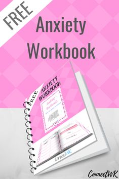 Anxiety Workbooks are great for getting organized, tracking and planning, and are also a therapeutic way to relieve stress and anxiety. Get a free copy of this 20 page anxiety workbook, full of trackers and planners, and get your mental health on track. Natural Anxiety Relief, Natural Remedies For Anxiety, Anxiety Remedies, Anxiety Causes, Anxiety Tips, Stress And Anxiety, Anxiety Quotes, Therapy Worksheets, Ways To Relieve Stress