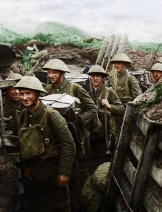 BRINGING HOME THE BACON. KINGS LIVERPOOL REGIMENT CARYING THE RATIONS.