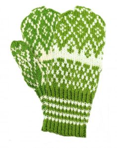 The Finnish ET magazine publishes Finnish county mitts with patterns related to…