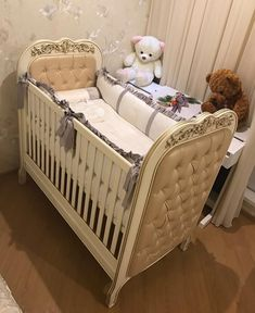 Cribs, Toddler Bed, Baby, Furniture, Home Decor, Cots, Child Bed, Decoration Home, Bassinet