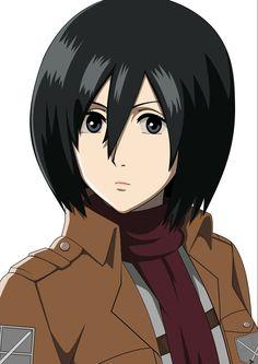 Mikasa Ackerman Anime: Shingeki no Kyojin