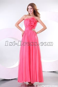 1st-dress.com Offers High Quality Romantic Sweetheart Chiffon Ankle Length Military Prom Dress,Priced At Only US$149.00 (Free Shipping)
